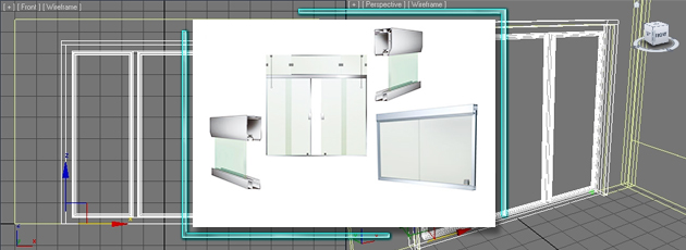 Vidraçaria produz sob encomenda portas e janelas em vidro temperado