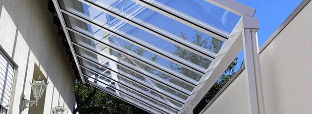 Coberturas em vidro: Especificação e cuidados
