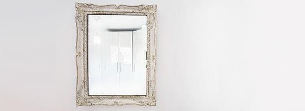 Utilize espelho em seu projeto de decoração