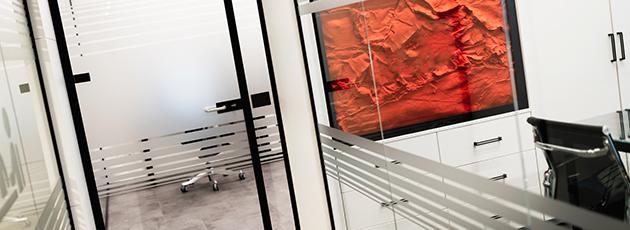 Porque incluir o vidro serigrafado na decoração de ambientes?
