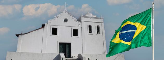 Dia da Independência do Brasil (07/09) e Dia de Nossa Senhora do Monte Serrat (08/09)